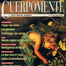Coleccionismo de Revistas y Periódicos: REVISTA CUERPOMENTE - Nº 27. Lote 34956023
