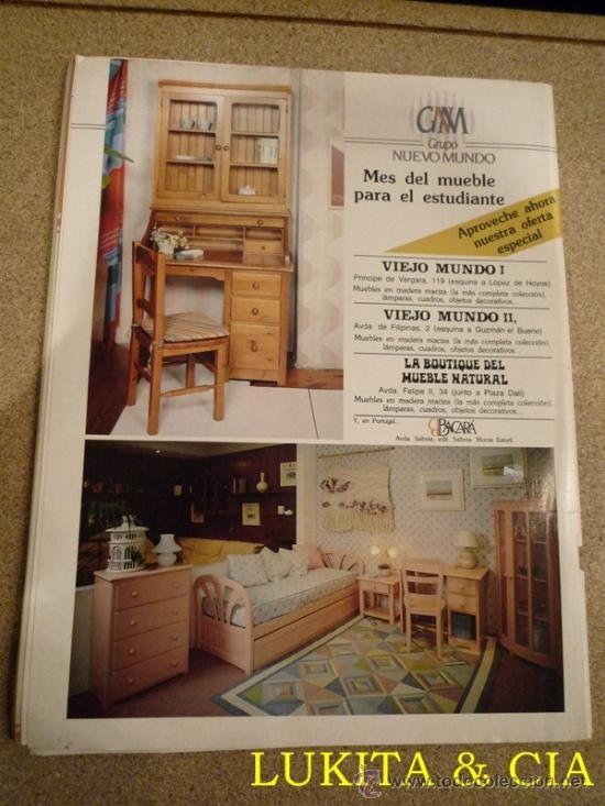 revista de decoración nuevo estilo nº 114 - Comprar Otras revistas y ...