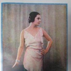 Colecionismo de Revistas e Jornais: EL SALÓN DE LA CONDESA DE YEBES - 1930. Lote 34955108