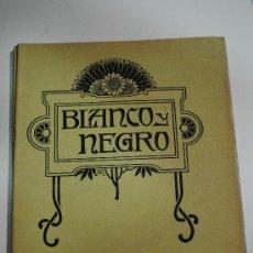 Coleccionismo de Revistas y Periódicos: BLANCO Y NEGRO REVISTA ILUSTRADA Nº 1102. 23 DE JUNIO DE 1912. SOCIEDAD. CONCURSO DE AUTOMOVIL GUADA. Lote 35066940