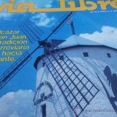 Coleccionismo de Revistas y Periódicos: REVISTA TRENES VIA LIBRE 257 JUNIO 1985. Lote 35190249