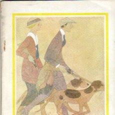Coleccionismo de Revistas y Periódicos: REVISTA CATALANA D´ACÍ D´ALLÀ***DIRECTOR IGNASI FOLCH I TORRES***NÚMERO 10 OCTUBRE 1921. Lote 35195350