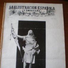 Coleccionismo de Revistas y Periódicos: ILUSTRACION ESPAÑOLA/AMERICANA (22/09/03) VALLADOLID MARTINEZ ABADES FEMINISMO BOGOTA VENECIA . Lote 35310839