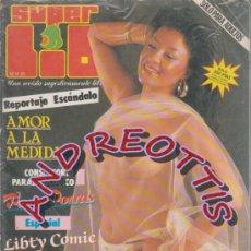 Coleccionismo de Revistas y Periódicos: SUPER LIB N. 37. Lote 35414312