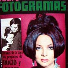 Coleccionismo de Revistas y Periódicos: REVISTA FOTOGRAMAS 1970 / SARA MONTIEL, ROCIO DURCAL, JOSE GUARDIOLA, KATHERINE HEPBURN. Lote 35411387