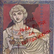 Coleccionismo de Revistas y Periódicos: FLORINDA 1919 JUAN JOSE ILUSTRACION HOJA REVISTA. Lote 35480186