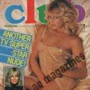 Coleccionismo de Revistas y Periódicos: CLUB INTERNATIONAL, VOLUME 12, NUMBER 4, 1983 ~. Lote 35552607
