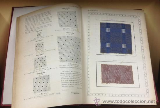 Coleccionismo de Revistas y Periódicos: CATALUÑA TEXTIL. REVISTA DE INDUSTRIAS TEXTILES Y SUS AUXILIARES. XXXI TOMOS. 1906-1937. COMPLETA. - Foto 6 - 35572589
