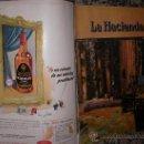 Coleccionismo de Revistas y Periódicos: ANTIGUO TOMO ENCUADERNADO CON LOTE REVISTAS