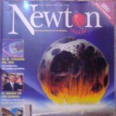 Coleccionismo de Revistas y Periódicos: NEWTON SIGLO XXI, JUNIO 1998. Lote 35672813