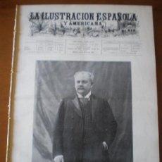 Coleccionismo de Revistas y Periódicos: ILUSTRACION ESPAÑOLA/AMERICANA (15/07/00) TOLOSA LATOUR BANDA PARIS CHINA. Lote 35681082