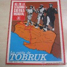 Coleccionismo de Revistas y Periódicos: ASI FUE LA SEGUNDA GUERRA MUNDIAL Nº 38. Lote 35681398