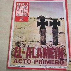 Coleccionismo de Revistas y Periódicos: ASI FUE LA SEGUNDA GUERRA MUNDIAL Nº 40. Lote 35681447