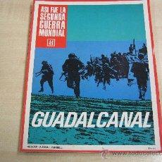 Coleccionismo de Revistas y Periódicos: ASI FUE LA SEGUNDA GUERRA MUNDIAL Nº 44. Lote 35681466