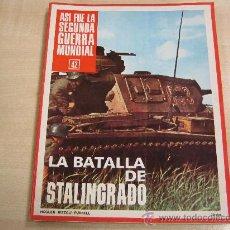 Coleccionismo de Revistas y Periódicos: ASI FUE LA SEGUNDA GUERRA MUNDIAL Nº 42. Lote 35681507