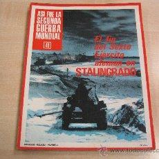 Coleccionismo de Revistas y Periódicos: ASI FUE LA SEGUNDA GUERRA MUNDIAL Nº 48. Lote 35681763