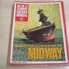 Coleccionismo de Revistas y Periódicos: ASI FUE LA SEGUNDA GUERRA MUNDIAL Nº 37. Lote 35681821