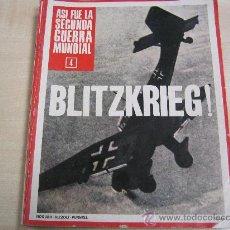 Coleccionismo de Revistas y Periódicos: ASI FUE LA SEGUNDA GUERRA MUNDIAL Nº 4. Lote 35681876
