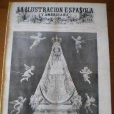 Coleccionismo de Revistas y Periódicos: ILUSTRACION ESPAÑOLA/AMERICANA (22/09/00) SANTADER BILBAO MADRID CLAUDIO MOYANO PARIS. Lote 35690625