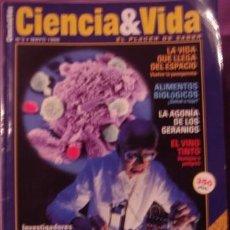 Coleccionismo de Revistas y Periódicos: CIENCIA & VIDA Nº 3, MAYO 1998. Lote 35734846