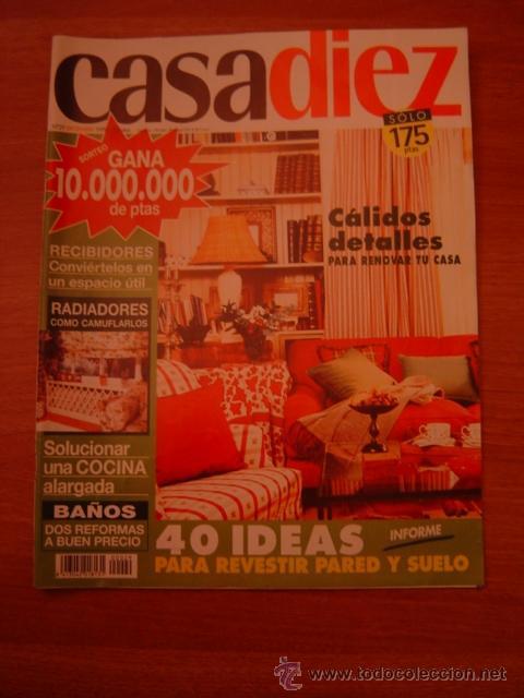 Casa diez revista revista casa diez n dicu with casa diez for Divatto on line