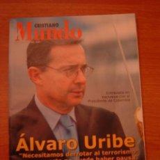 Coleccionismo de Revistas y Periódicos: REVISTA MUNDO CRISTIANO -ABRIL 2006- Nº 540-541- . Lote 35758285