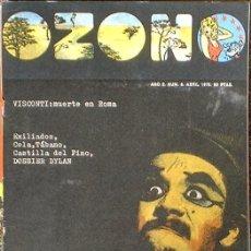 Coleccionismo de Revistas y Periódicos: OZONO - AÑO 2 Nº 8 ABRIL 1976. Lote 35810409