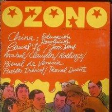 Coleccionismo de Revistas y Periódicos: OZONO - AÑO 2 Nº 10 JUNIO 1976. Lote 35810891