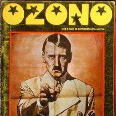 Coleccionismo de Revistas y Periódicos: OZONO - AÑO 2 Nº 12 SEPTIEMBRE 1976 CHILE: FASCISMO AÑO 3. Lote 35811664