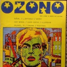 Coleccionismo de Revistas y Periódicos: OZONO - AÑO 3 Nº 16 ENERO 1977 DOSSIER UNIVERSIDAD. Lote 35812057
