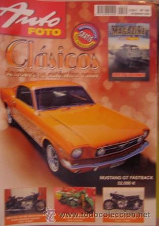 AUTO FOTO Nº 160, DICIEMBRE 2009 (Coleccionismo - Revistas y Periódicos Modernos (a partir de 1.940) - Otros)