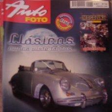 Coleccionismo de Revistas y Periódicos: AUTO FOTO Nº 138, FEBRERO 2008. Lote 35830864