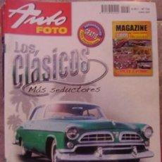 Coleccionismo de Revistas y Periódicos: AUTO FOTO Nº 130, JUNIO 2007. Lote 35831004