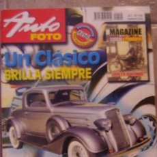Coleccionismo de Revistas y Periódicos: AUTO FOTO Nº 102, FEBRERO 2005. Lote 35834801