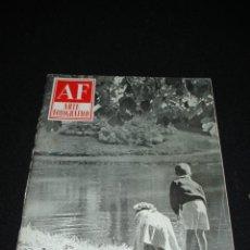 Coleccionismo de Revistas y Periódicos: REVISTA - ARTE FOTOGRAFICO - NOVIEMBRE 1955. Lote 35839760
