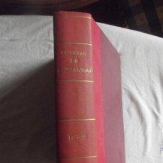 Coleccionismo de Revistas y Periódicos: NOTICIAS DE ACTUALIDAD DEL 7 ENERO 1957 A 15 DICIEMBRE 1958 PUBL. EMBAJADA EE UU DE AMERICA. Lote 35926057