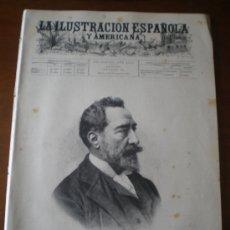 Coleccionismo de Revistas y Periódicos: ILUSTRACION ESPAÑOLA/AMERICANA (15/12/94) OCAÑA TOLEDO MADRID CALLE ATOCHA QUEROL JAPON . Lote 35936952