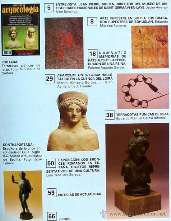 Coleccionismo de Revistas y Periódicos: REVISTA DE ARQUEOLOGÍA Nº 110 / JUNIO 1990 - ZUGARTO EDICIONES - VER ÍNDICE - Foto 2 - 36016533