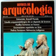 Coleccionismo de Revistas y Periódicos: REVISTA DE ARQUEOLOGÍA Nº 108 / ABRIL 1990 - ZUGARTO EDICIONES - VER ÍNDICE. Lote 36016627
