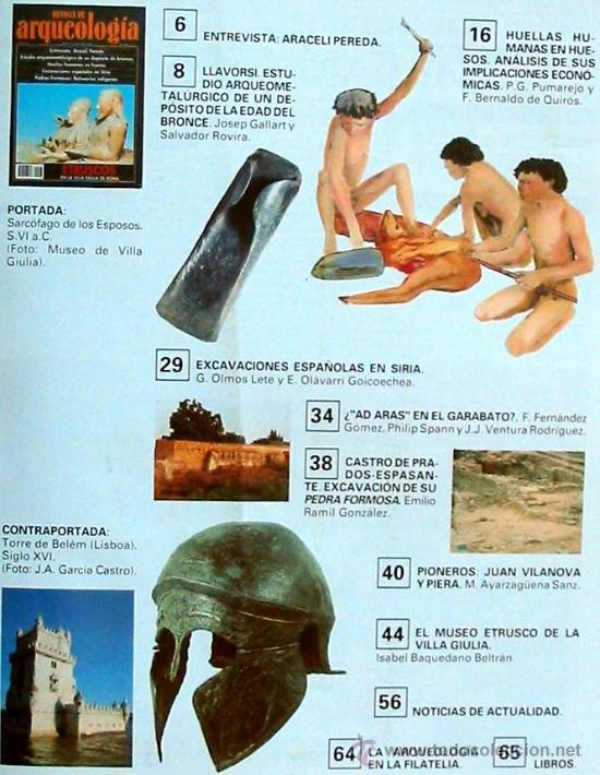 Coleccionismo de Revistas y Periódicos: REVISTA DE ARQUEOLOGÍA Nº 108 / ABRIL 1990 - ZUGARTO EDICIONES - VER ÍNDICE - Foto 2 - 36016627