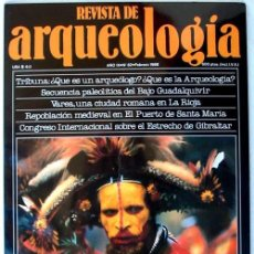 Coleccionismo de Revistas y Periódicos: REVISTA DE ARQUEOLOGÍA Nº 82 / FEBRERO 1988 - ZUGARTO EDICIONES - VER ÍNDICE. Lote 36048074