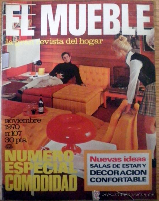 revista decoracion el mueble n noviembre revistas y peridicos modernos