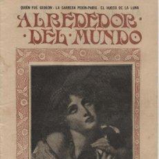 Coleccionismo de Revistas y Periódicos: REVISTA ALREDEDOR DEL MUNDO – 1907 * CATARATAS VICTORIA * . Lote 36105210