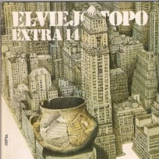 Coleccionismo de Revistas y Periódicos: EL VIEJO TOPO EXTRA Nº 14 - VOLVER, VOLVER, VOLVER. INICIATIVAS EDITORIALES. Lote 36120046