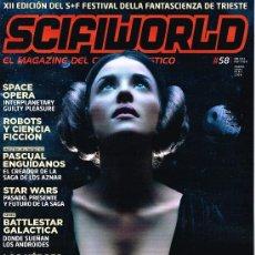 Coleccionismo de Revistas y Periódicos: SCIFIWORLD Nº 58. FEBRERO 2013. Lote 43843831