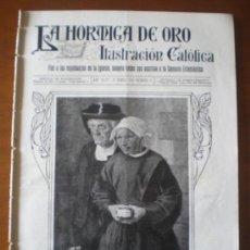 Coleccionismo de Revistas y Periódicos: LA HORMIGA DE ORO Nº 3 (19/01/18) LA GRANJA DE SAN IDELFONSO MAVE PALENCIA GUADALAJARA SABADELL . Lote 36177742