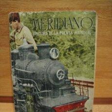 Coleccionismo de Revistas y Periódicos: REVISTA MERIDIANO Nº 75 MARZO DE 1949. Lote 36194628