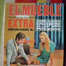 Coleccionismo de Revistas y Periódicos: REVISTA EL MUEBLE OCTUBRE 1969. Lote 36265842