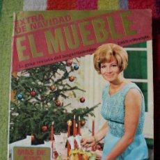 Coleccionismo de Revistas y Periódicos: REVISTA EL MUEBLE DICIEMBRE 1969. Lote 36265845