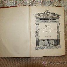 Coleccionismo de Revistas y Periódicos: 2757- LA ACADEMIA. SEMANARIO ILUSTRADO UNIVERSAL. FRANCISCO TUBINO. TOMO III.. Lote 36286710